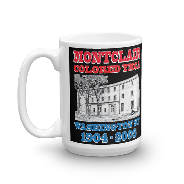 Washington St Y Commemorative - Mug