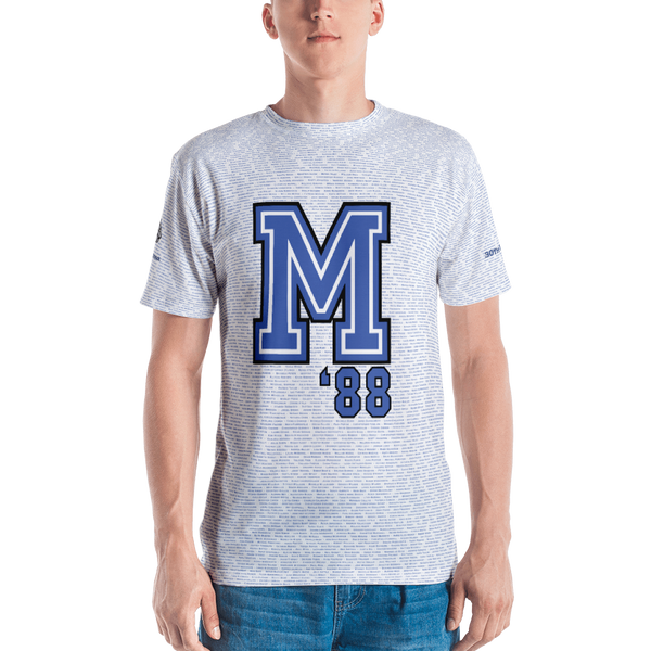 MHS88@30 - Simply Everyone - Men's T-shirt