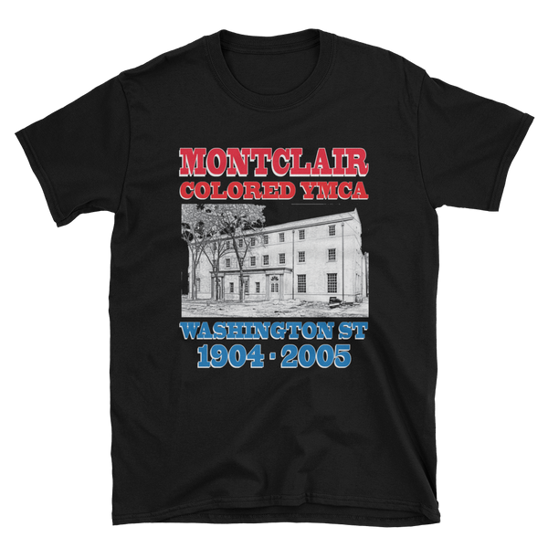 Washington St Y Commemorative Unisex T-Shirt