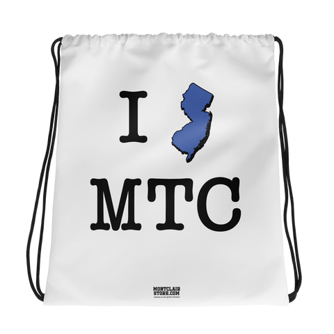 I NJ MTC - Drawstring bag