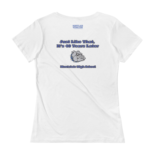 MHS Class of 1979 - Ladies' Scoopneck T-Shirt