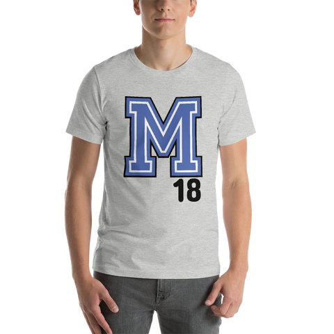 M Class - CUSTOM! - Short-Sleeve Unisex T-Shirt