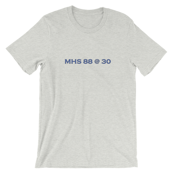 MHS88@30 - Classic Chill - Short-Sleeve Unisex T-Shirt