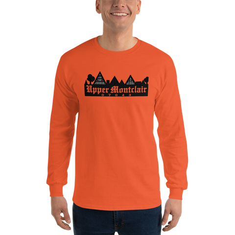 Upper Montclair 07043 - Long Sleeve T-Shirt
