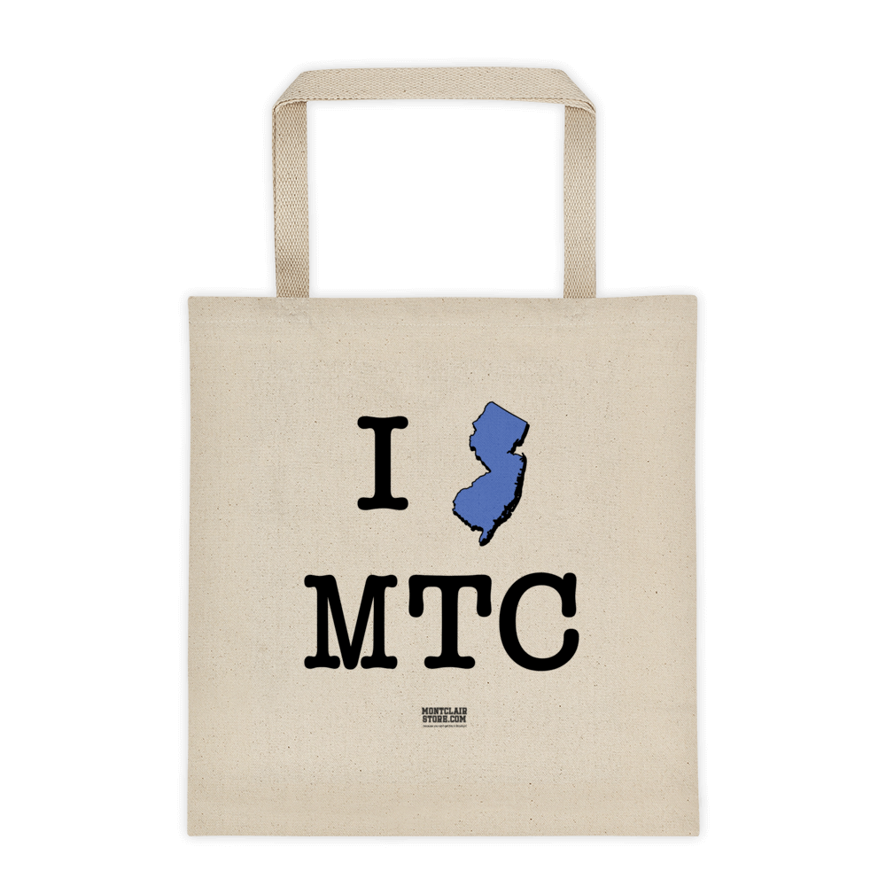 I NJ MTC - Tote bag