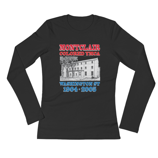 Washington St Y Commemorative - Ladies' Long Sleeve T-Shirt