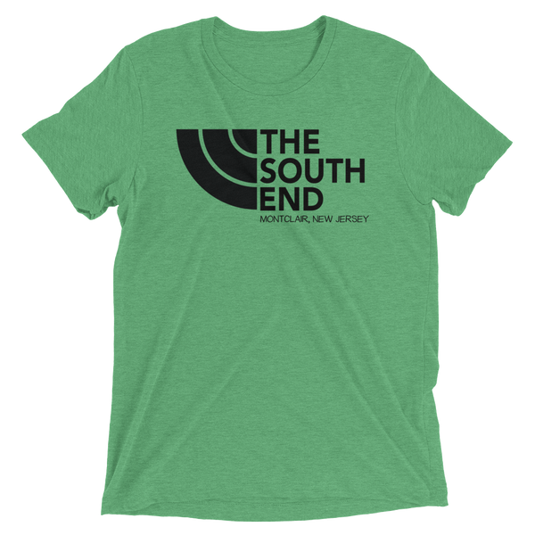 The South End - Tri Blend Unisex Short sleeve t-shirt
