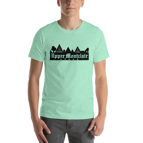 Upper Montclair 07043 - Short-Sleeve Unisex T-Shirt