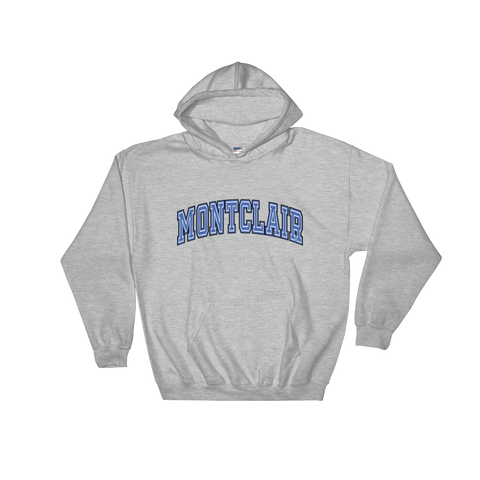 Arched/Big M Hooded Sweatshirt