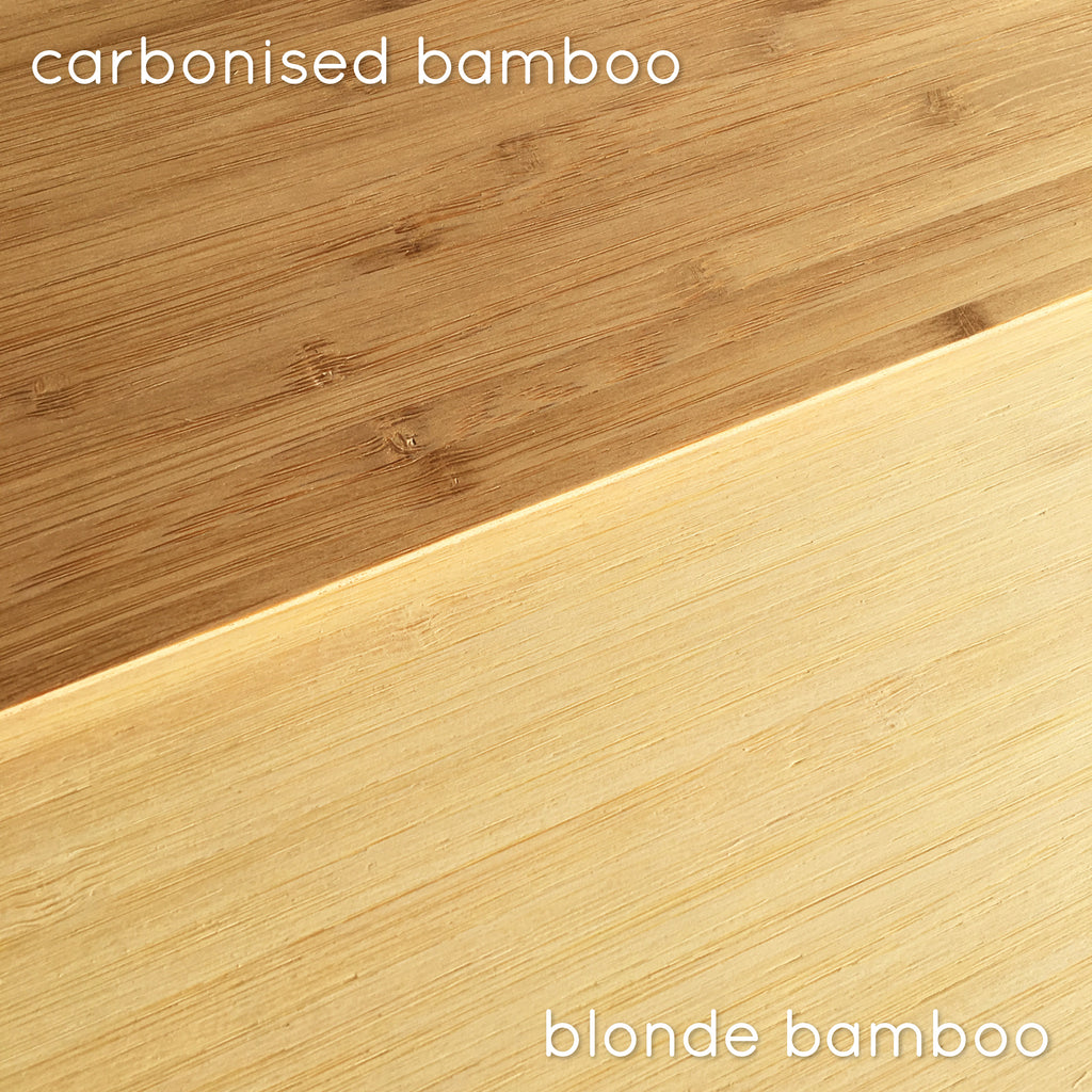 Your Love Makes Us Grow Heart Stem - Bamboo