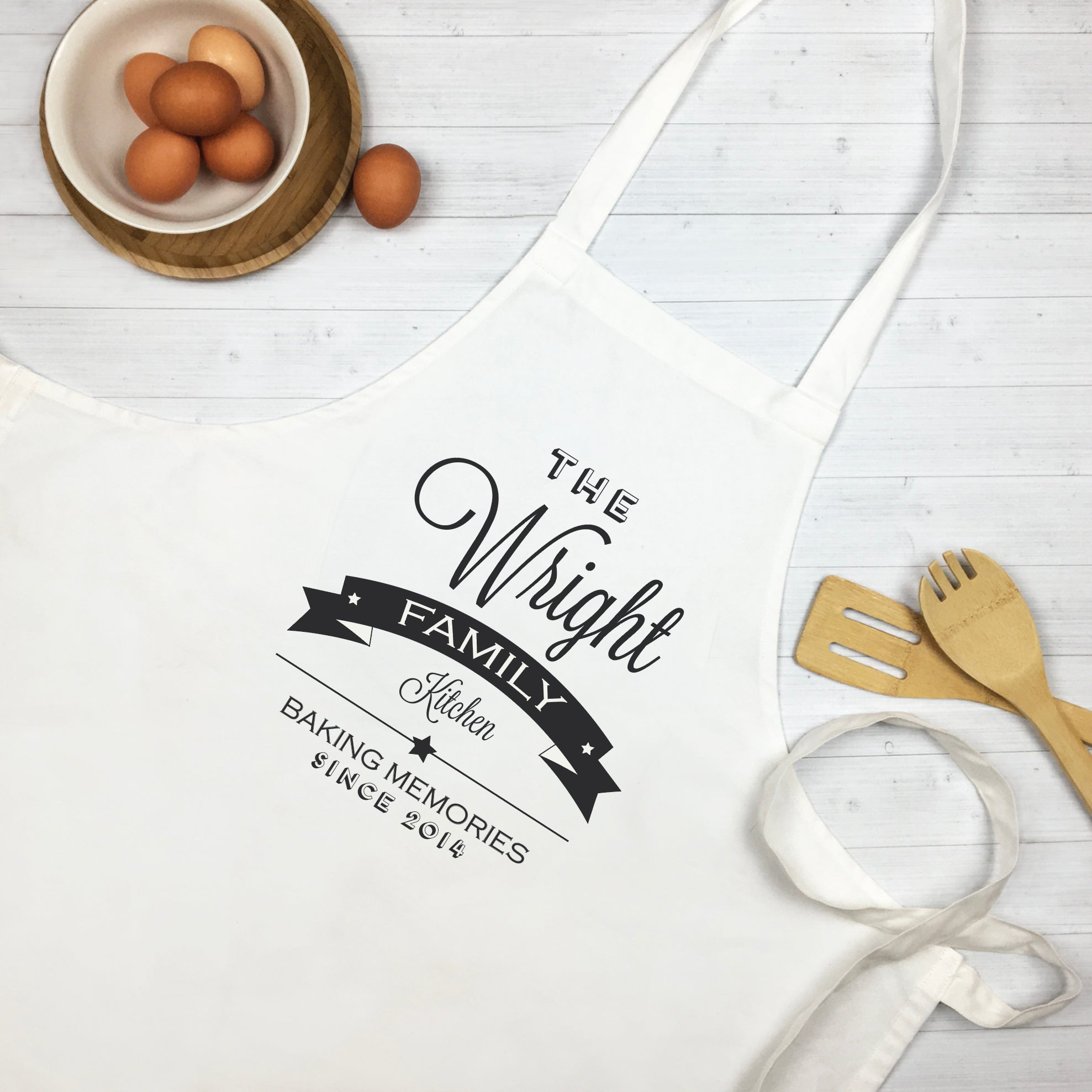 Baking Memories Apron