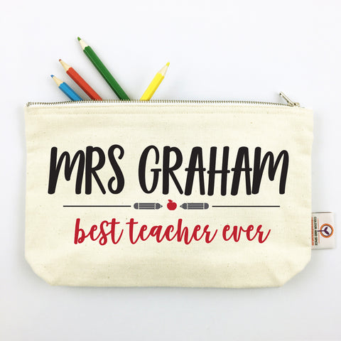 Best Teacher Notebook & Reusable Cover
