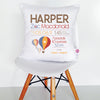 Harper Birth Details Cushion Cover