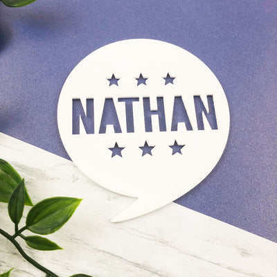 Personalised Name Stencil