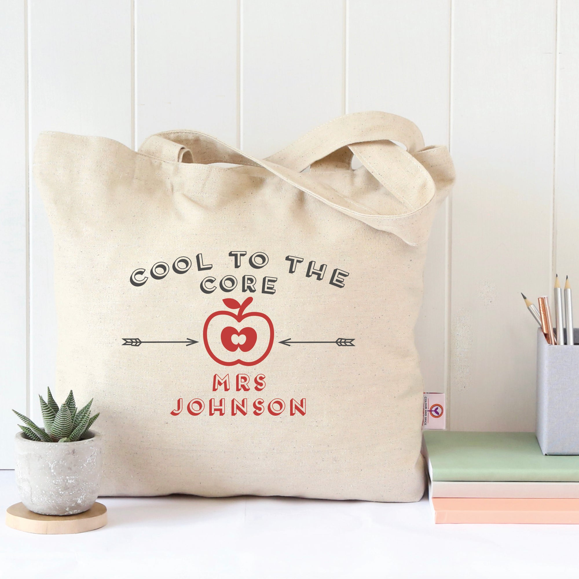 Cool To The Core Tote Bag