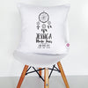 Dreamcatcher Birth Details Cushion Cover
