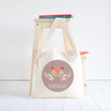 Fox Library Bag