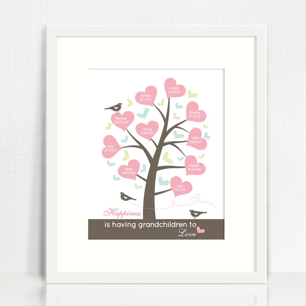 Grandchildren To Love Print