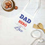 Hero And Love Apron