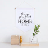 No Place Like Home Pennant Wall Banner