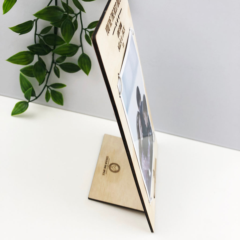 Free Standing Photo Frame
