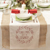 Merry Christmas Personalised Napery Set