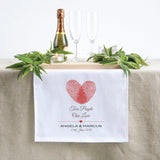 Two People One Love Table Runner (3 sizes)