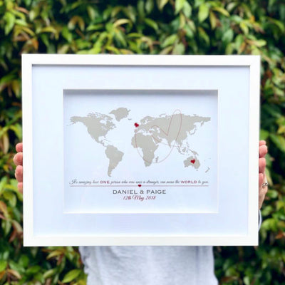 The World Print