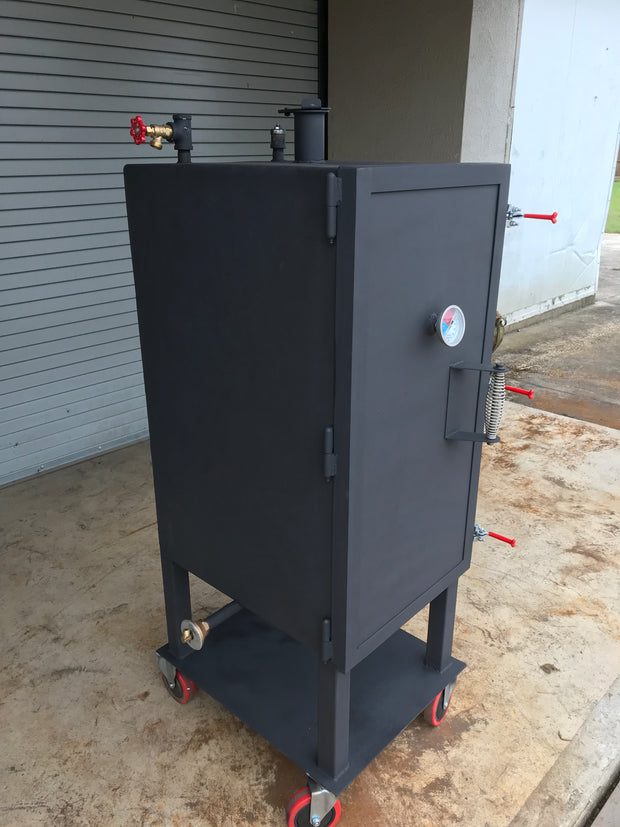CookDat Pro Deuce Pressure Smoker - Edwards Custom Fabrication