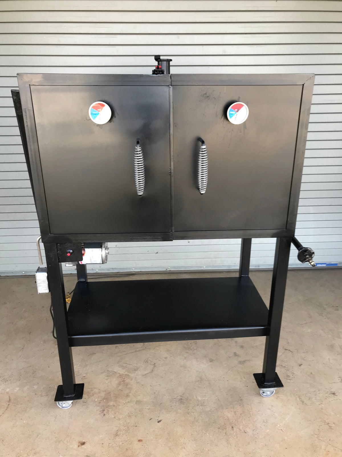 CookDat Rotisserie - Edwards Custom Fabrication