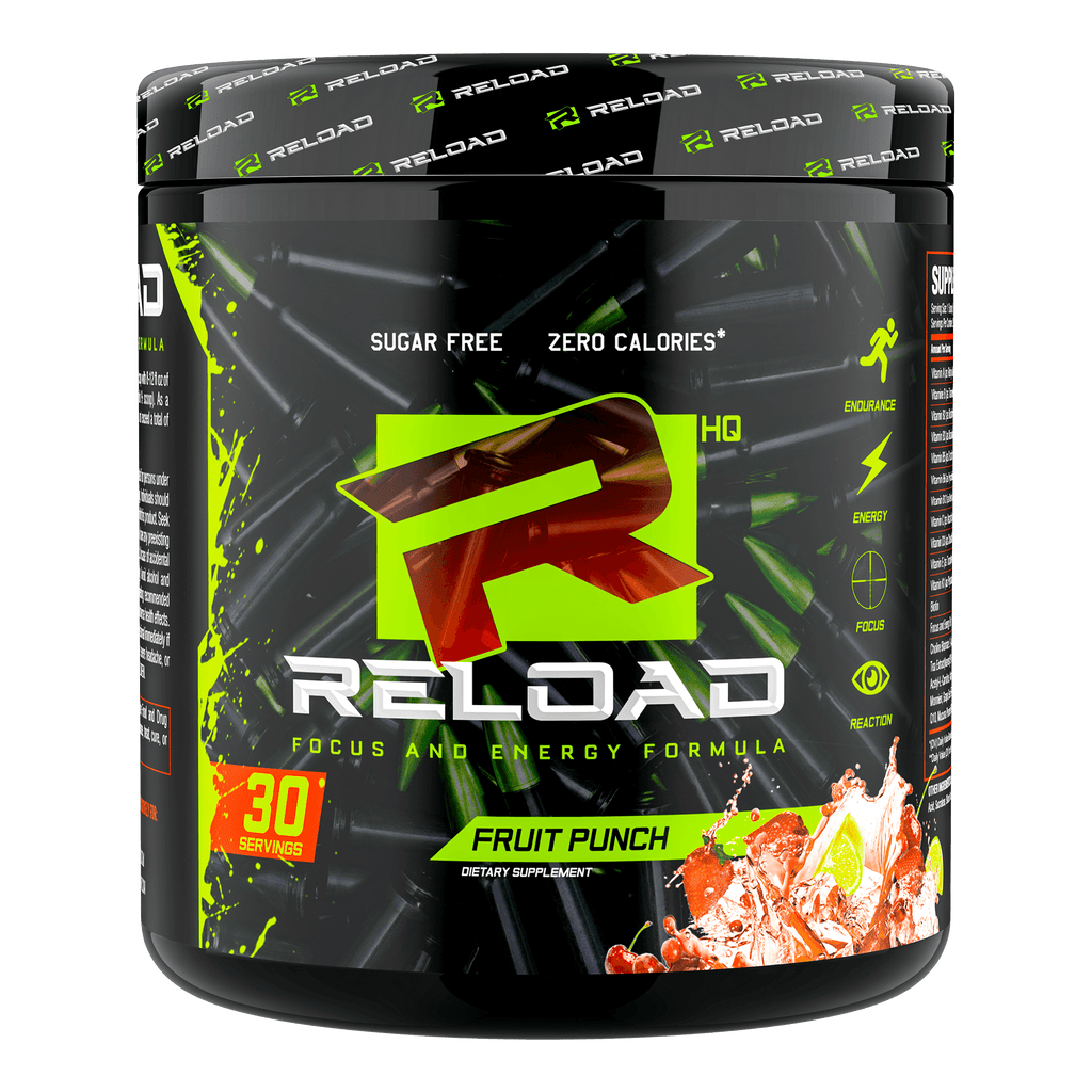 FRUIT PUNCH - Reload Focus & Energy