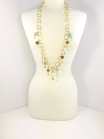 Turkish Charm Necklace