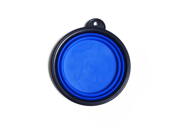 Obbie Travel Bowl (Blue)