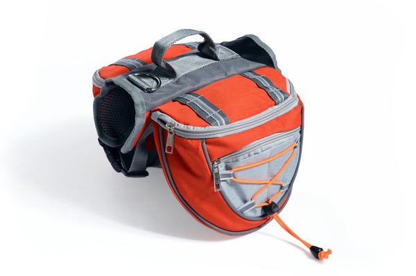 Obbie Huxford Hiking Bag in Orange