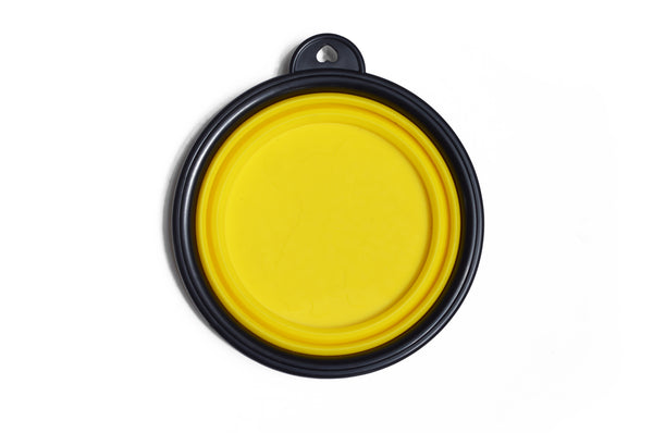 Obbie Travel Bowl (Yellow)