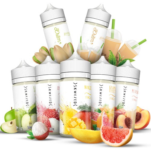 100ml- Skwezed Fruits & Krem Sampler Pack