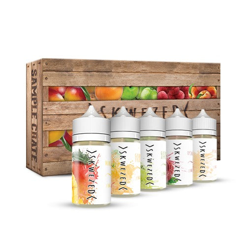 Skwezed Fruits- Sample Crate
