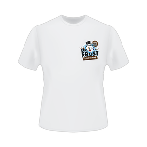 Dr. Frost Logo T-Shirt (White)