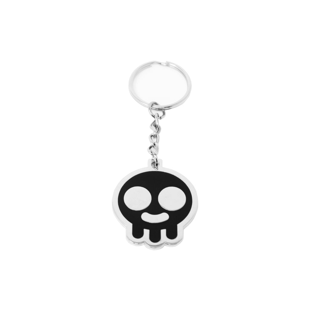 Flippin Packs Ghost Logo Key Chain