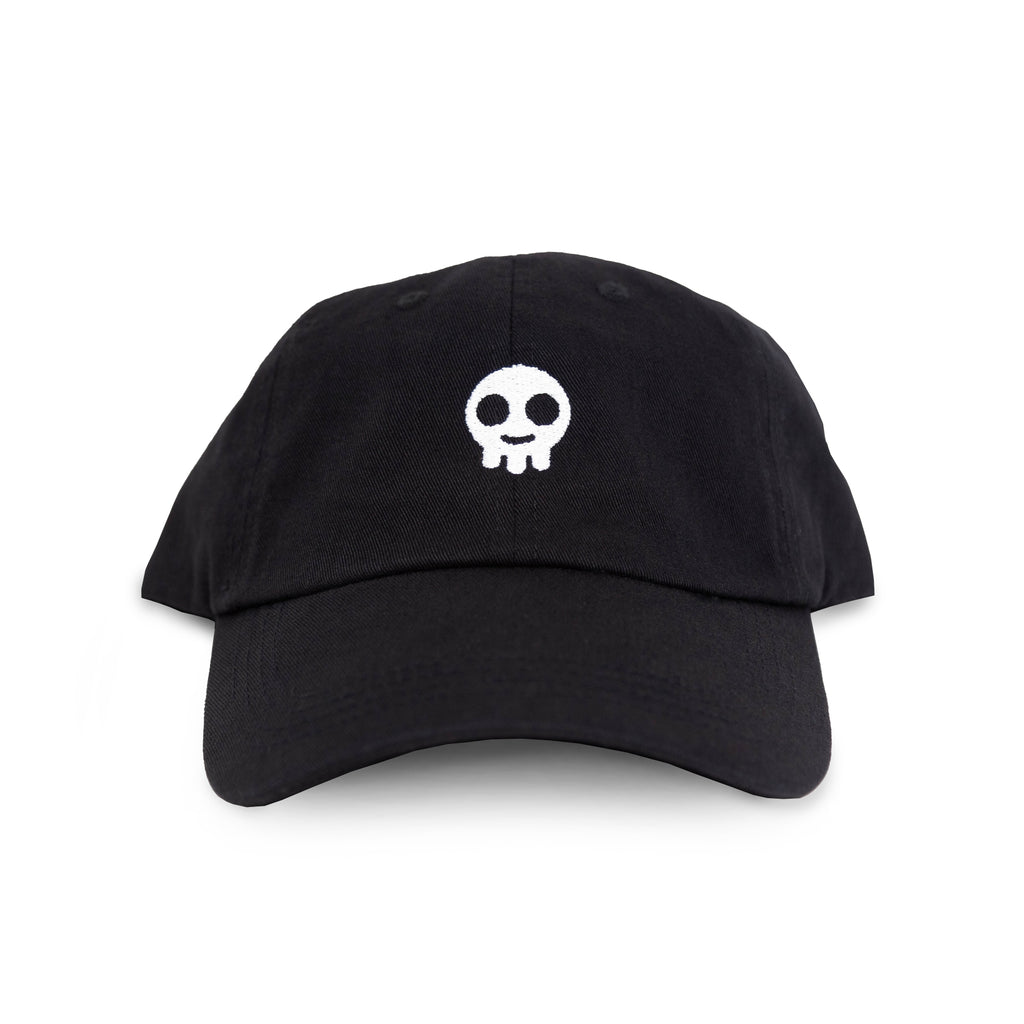 Flippin Packs Dad Hat (Black)