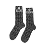 Flippin Packs Logo Socks (Grey Camo)