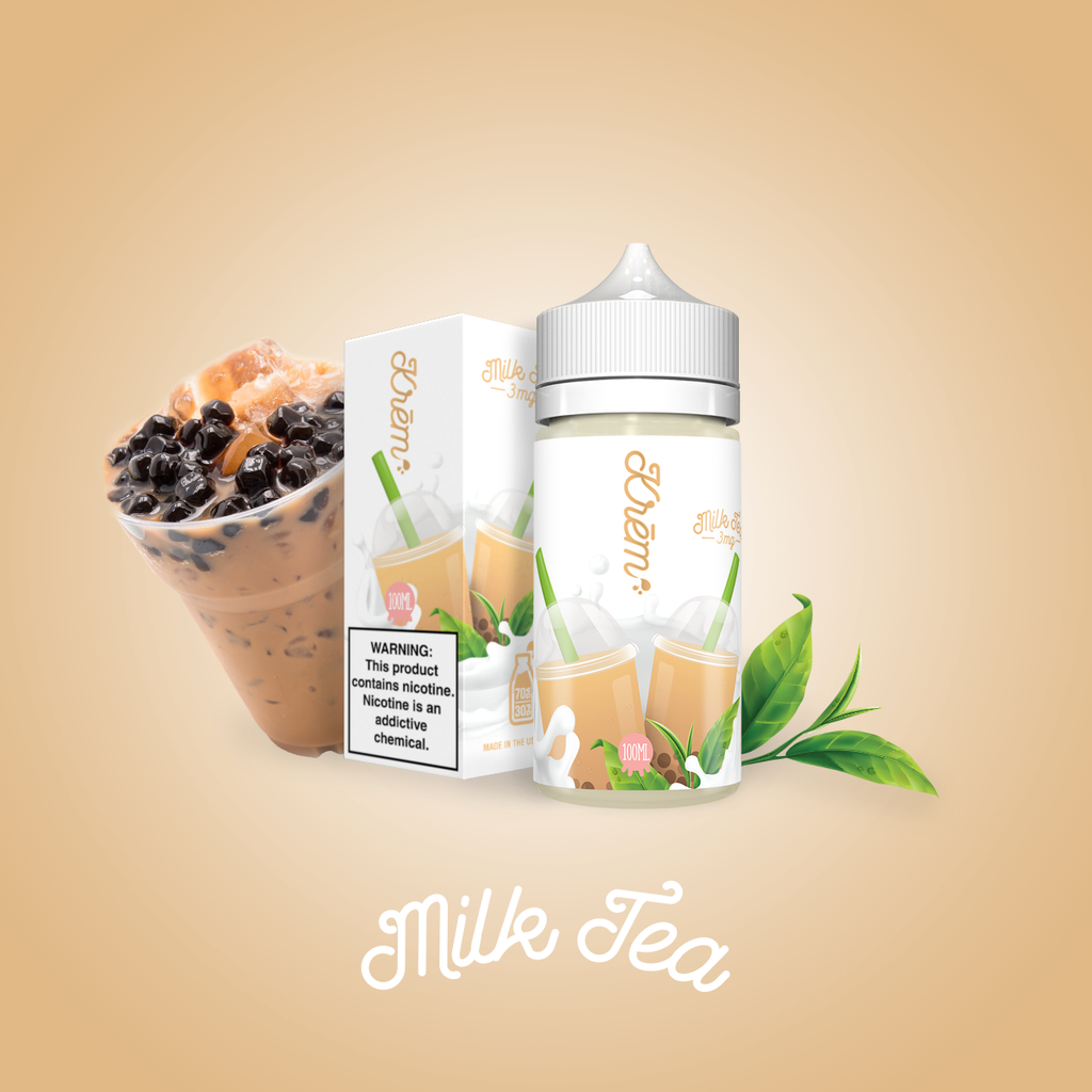 100ml - Krem - Milk Tea