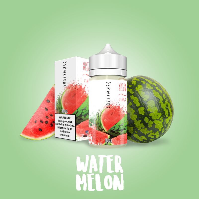 100ml - Skwezed - Watermelon