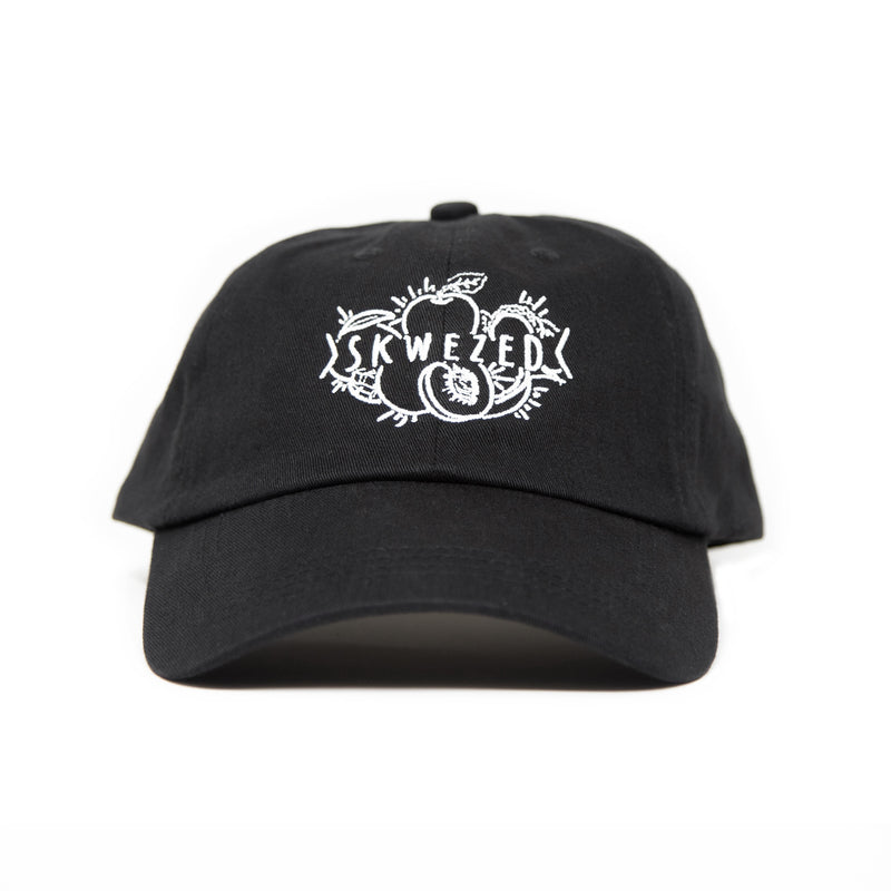 Skwezed Logo Dad Hat (Black)