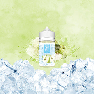 30ml - Skwezed Ice Salt - Green Apple ICE