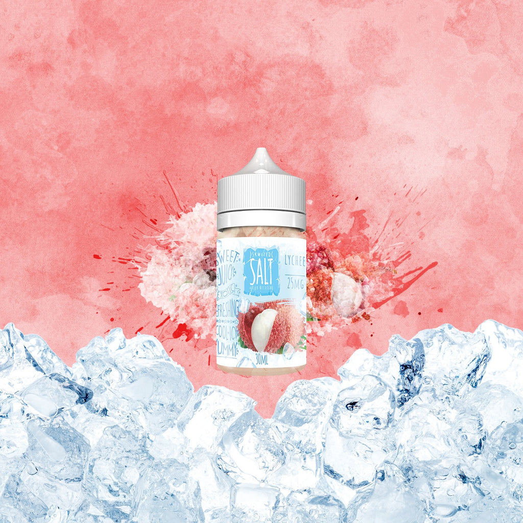 30ml - Skwezed Ice Salt - Lychee ICE