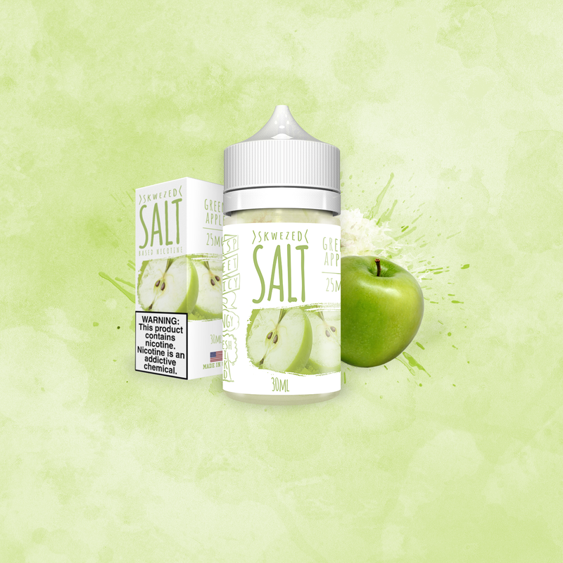 30ml - Skwezed Salt - Green Apple