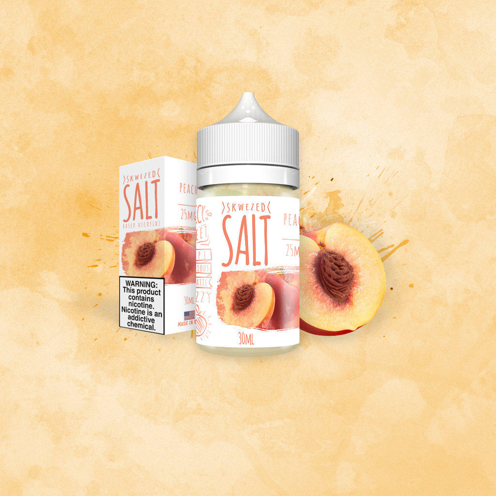 30ml - Skwezed Salt - Peach