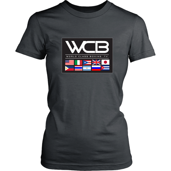 WCB Passport S/S  Women's Tee Shirt