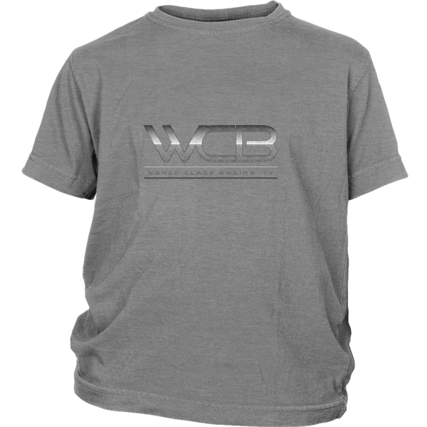 WCB Platinum S/S  Youth Tee Shirt